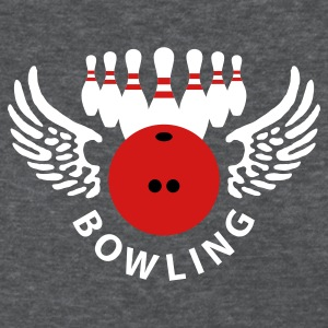 Deep heather bowling_club_b_3c Women's T-Shirts - Women's T-Shirt