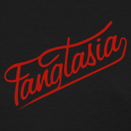 Design ~ FANGTASIA Women's T-Shirt - Metallic Red