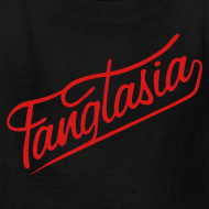 Design ~ FANGTASIA KIDS T-SHIRT