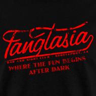 Design ~ Vintage FANGTASIA WHERE THE FUN BEGINS AFTER DARK T-Shirt