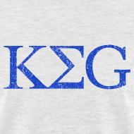 Design ~ KEG Vintage College Beer Drinker T-Shirt