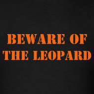 Design ~ Beware of the Leopard