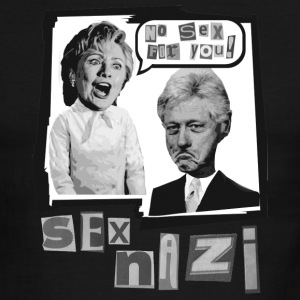 Sex Nazi - Men's Ringer T-Shirt