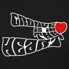 Black groove_is_in_the_heart2 Women's T-Shirts