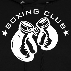Black Boxing Club Hoodies - Women's Hoodie