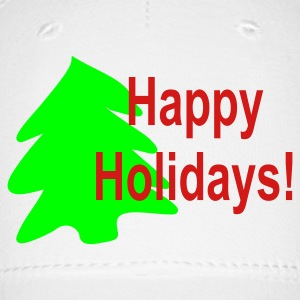Happy Holidays! - Baseball Cap