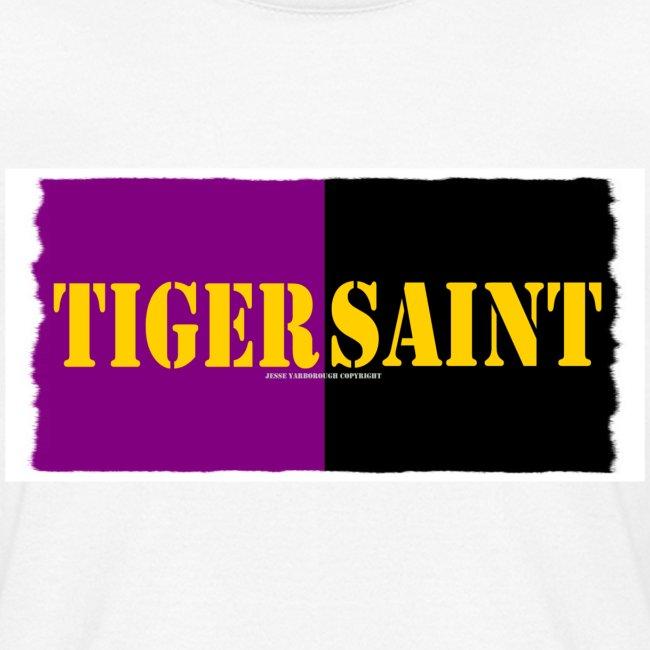 super popular 655b2 3c908 Tigers LSU New Orleans Saints Split Fan Tee | Kids' T-Shirt