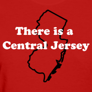 Design ~ Women's There is a Central Jersey
