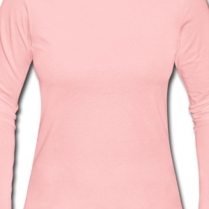 The Lonely Fox - Women's Long Sleeve Jersey T-Shirt