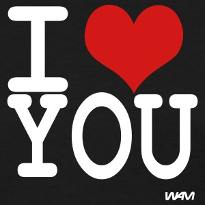 i love you by wam T-shirts (manches courtes) - T-shirt pour femmes