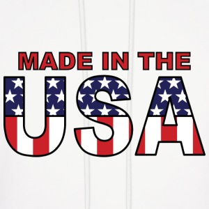 Made in the USA - Men's Hoodie