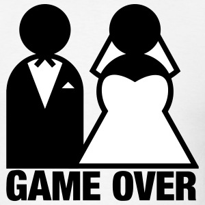 Game Over - Stag Shirt - Men's T-Shirt