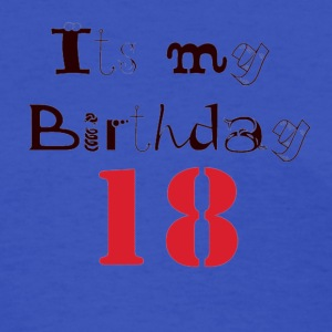 Light blue Its my birthday Women's T-Shirts - Women's T-Shirt