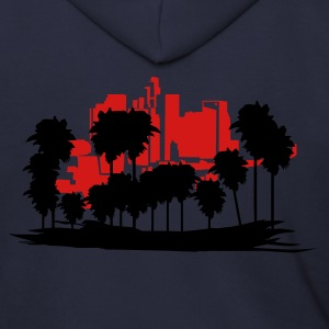 Ash  Los Angeles Zip Hoodies/Jackets - Men's Zip Hoodie