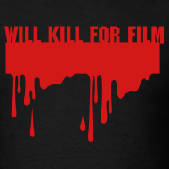 Design ~ Will Kill For Film