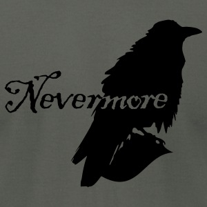 Nevermore - Men's T-Shirt by American Apparel