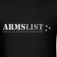 Design ~ ARMSLIST Logo Tee