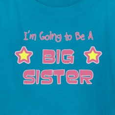Future Big Sister Pink Children's T-Shirt