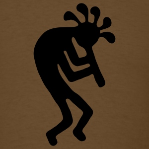 Kokopelli Whole 1c - Men's T-Shirt