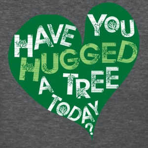 Deep heather green_heart Women's T-Shirts - Women's T-Shirt
