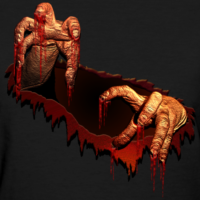 Souvenirs and gifts by kim hunter collection womens zombie womens zombie shirts gory halloween scary zombie gifts negle Choice Image