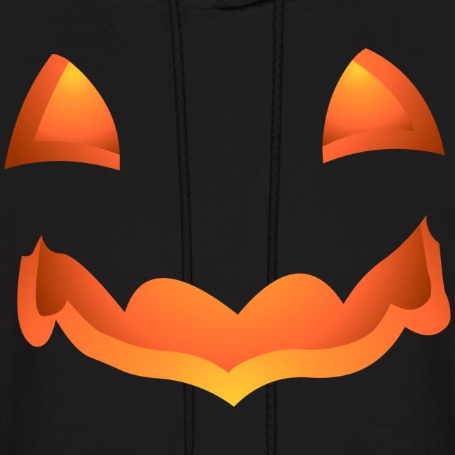 Halloween Hoodie Jack-o-lantern  Hoodie Sweatshirt