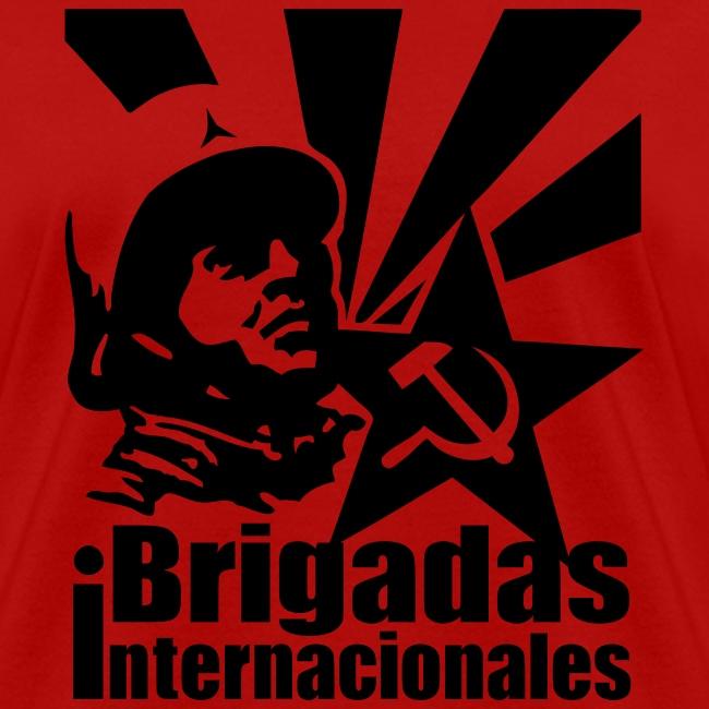 Spanish Civil War International Brigades Women's Tee