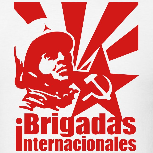 Spanish Civil War International Brigades T-Shirt