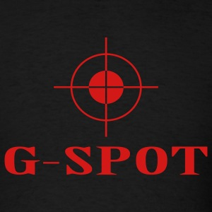 MEN`S STANDARD WEIGHT T-SHIRT - G-SPOT -  by THEBADASSTEE - Men's T-Shirt
