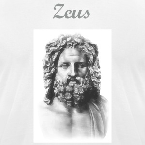 Zeus - AA T-Shirt - Men's T-Shirt by American Apparel
