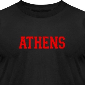 Athens T-Shirts - Men's T-Shirt by American Apparel