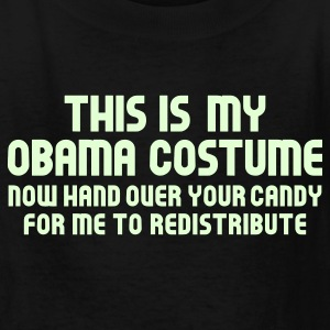 Black Obama Costume Kids' Shirts - Kids' T-Shirt