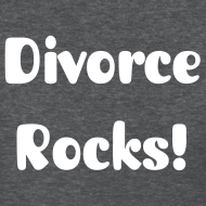 Design ~ Divorce Rocks Tee