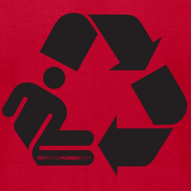 Recycle Person
