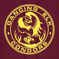 Design ~ Paulie Bleeker Costume - Dancing Elk Condors Hoodie