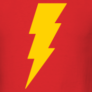 Design ~ SHAZAM T-Shirt Sheldon