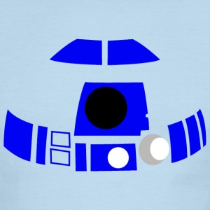 Droid Help - Men's Ringer T-Shirt
