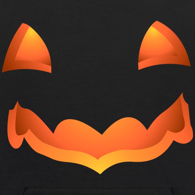 Kid's Halloween Hoodie Kid's Jack-o-lantern Hoodie