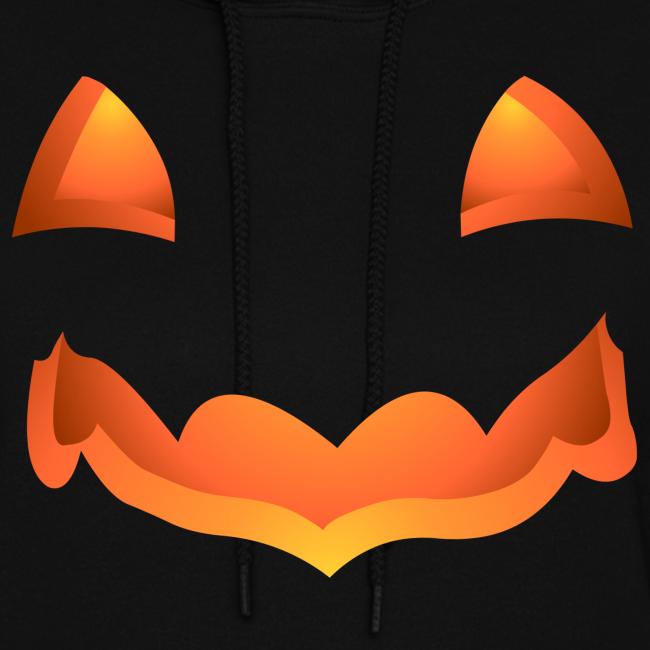 Halloween Hoodie Jack-o-lantern Ladies Shirts