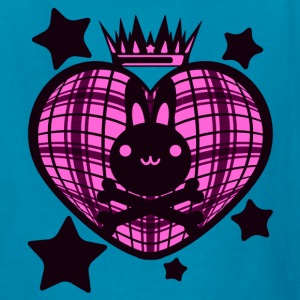 BlackJack(Rabbit) - Kids' T-Shirt