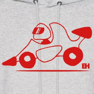 Race car - Men's Hoodie