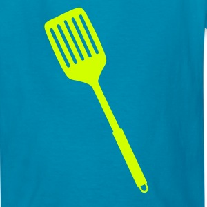 Turquoise Cooking Kids' Shirts - Kids' T-Shirt