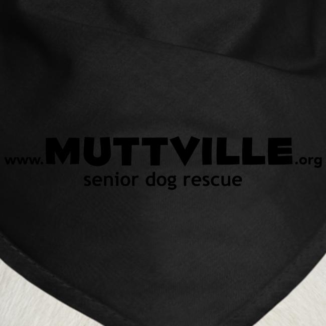 Muttville Doggie Bandana