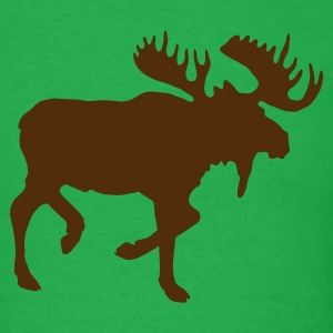 Moose 1c - Men's T-Shirt