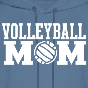 Volleyball Mom Hooded Sweatshirt - Men's Hoodie