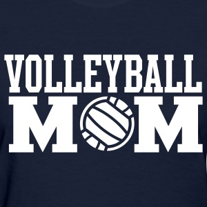 Volleyball Mom Women's T-Shirt - Women's T-Shirt