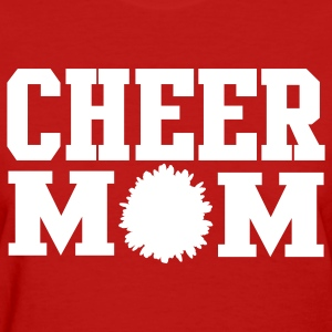 Cheer Mom - Women's T-Shirt