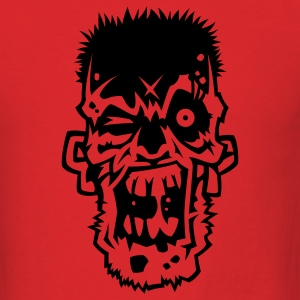 Red Zombie 2 T-Shirts - Men's T-Shirt