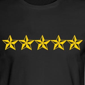 Black 5_military_stars Long Sleeve Shirts - Men's Long Sleeve T-Shirt
