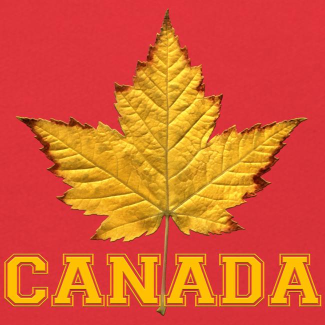 Canada Hoodie Kid's Canada Maple Leaf Jacket